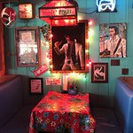 The Elvis Booth