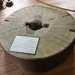 Pickwick Mill - Grinding Stone