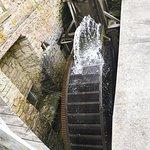 Pickwick Mill Water Wheel