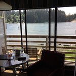 Pictures of the River House Inn, in Florence, Oregon.  Mother's Day Weekend 2018.  Very nice riv