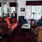 Beacon House living room