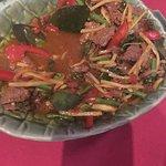 Beef basil