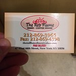The Red Flame Diner의 사진