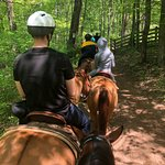 Φωτογραφία: Mountaintop Ranch Wilderness Trail Rides