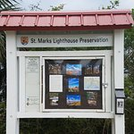 St. Marks Lighthouse resmi