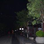 Qianmen-empty streets