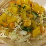 Fish Taco - full of 'stuff'