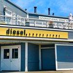 Diesel Bookstore