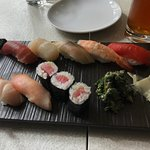 Traditional Sushi lunch