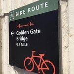 Photo de Blazing Saddles Bike Rentals and Tours