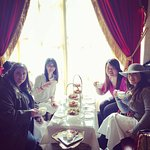High Tea moment