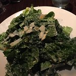 Ceasar Salad - light on the dressing