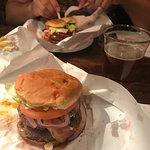 Photo de burger joint