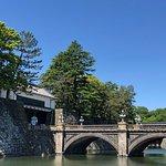 ภาพถ่ายของ Two-tiered Bridge (Ni-ju Bashi)