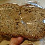Under-baked banana bread