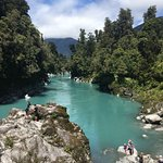 Foto de Hokitika Gorge Walk