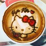 ภาพถ่ายของ Hello Kitty House