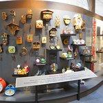 Novelty clocks at The National Clock Museum