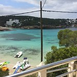 Beautiful Portinatx bay