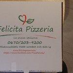 Felicita Pizzeria fényképe