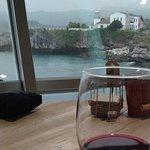 Imagen de lo que tus ojos pueden disfrutar mientras te tomas un buen vino
