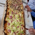 1 pala di pizza