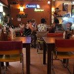 Cosmic Restaurant resmi