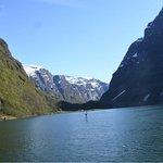 Gudvangen Fjordtell ภาพถ่าย