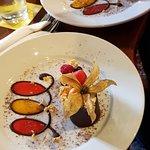 Foto de The Old White Lion Hotel Restaurant