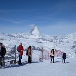 ภาพถ่ายของ The Matterhorn