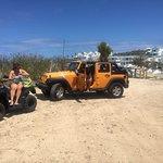 Jeep And ATV tour