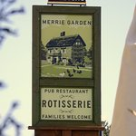 Merrie Gardens - great food