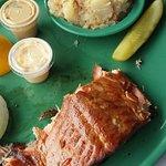 Half of the Smoked Salmon Dinner!!_large.jpg
