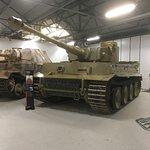 Famous tiger tank mk1