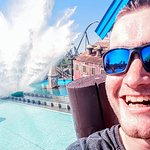 This is Tidal Wave of one of the greatest water ride you'll ever experience in the UK/