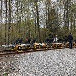 Revolution Rail ภาพถ่าย