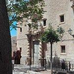 Antiguo convento de las Monjas Agustinas, hoy cerrado.