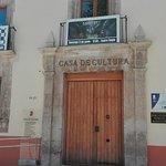 Casa de Cultua, antiguos juzgados.