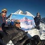 summit Lobuche
