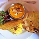 Saffron Chicken Korma