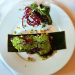 Peas and Potato Tikki with Sprouted Beans