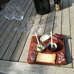 Wine and meat pairing