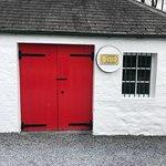 Edradour Distillery resmi