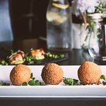 Trio of Bon Bons (Scottish Tapas or Starter)