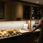 De befaamde kaasplank met Nederlandse kazen