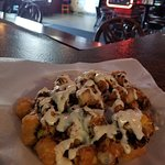 Chicken, Bacon & Ranch Tots by request