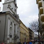 Vaci Street Foto