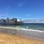 OOB Pier on a beautiful May day