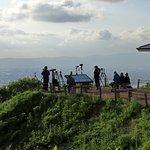 Sankyo Village Obeservation Deck