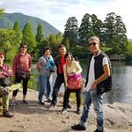 金鱗湖照片